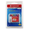 CompactFlash Card 4Gb Transcend