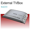 ТВ-тюнер K-World  External TVBox 1920ex